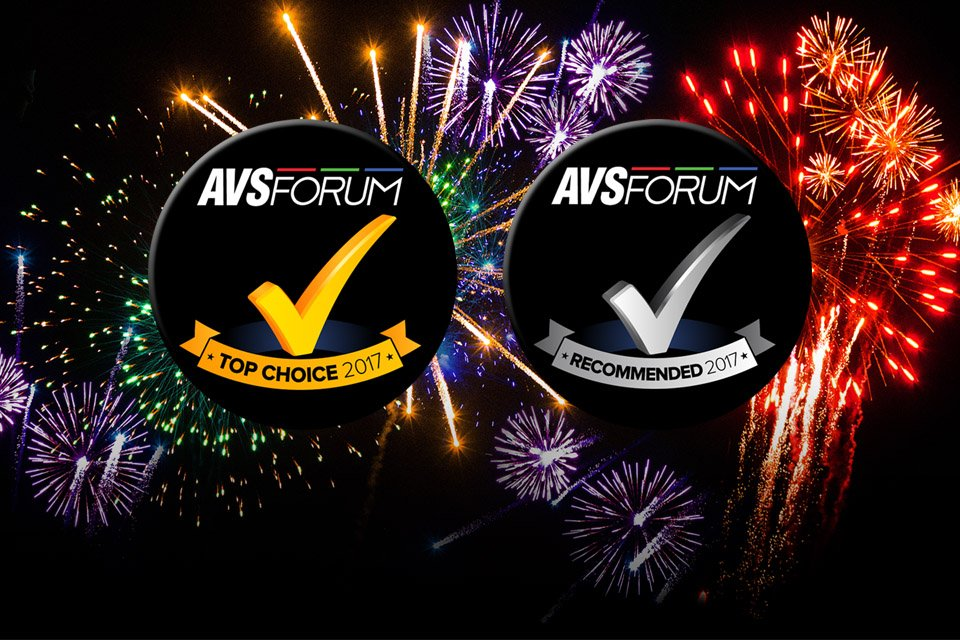 Introducing the AVS Forum Review Awards