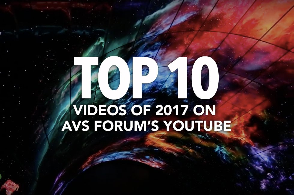 Top Videos of 2017