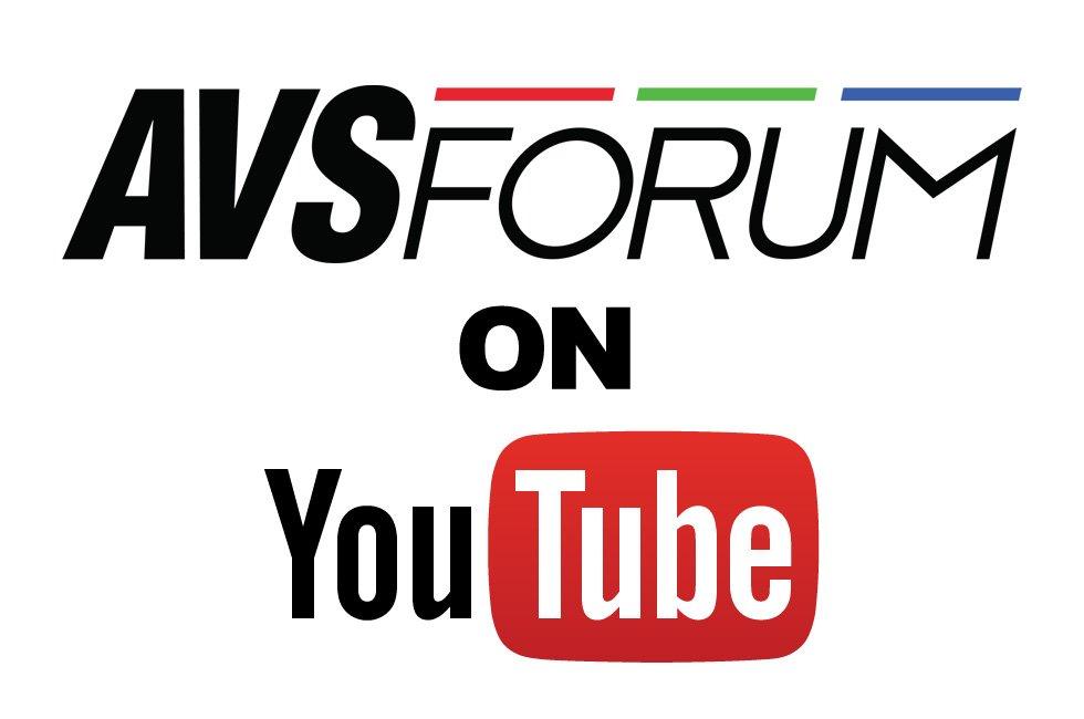 AVS Forum On Youtube