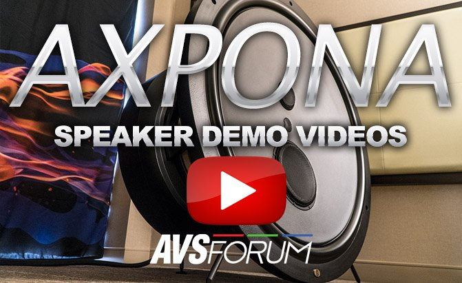 AXPONA 2017 Speaker System Demonstrations