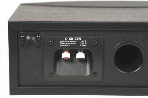 Viewing Product: Jamo C60 CEN Center Channel Speaker - AVS