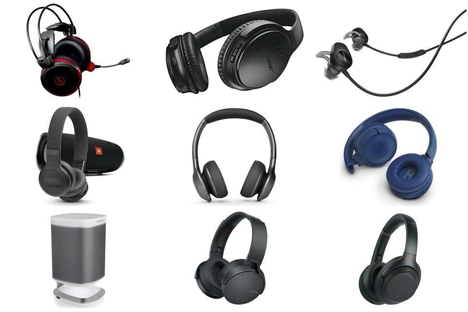 Back to School Headphones & Speaker Deals