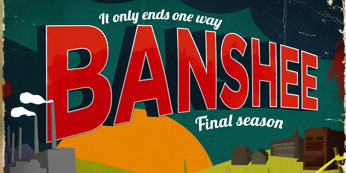 Banshee The Complete Fourth Season Blu-ray Review