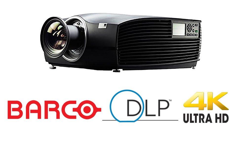 Barco Loki 4K DLP Laser Phosphor Projector