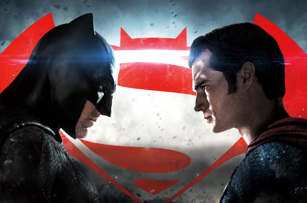 Batman v Superman in Dolby Vision HDR and Atmos Sound
