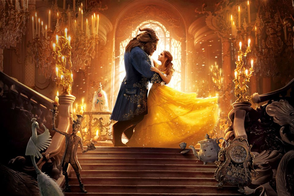 Beauty and the Beast in Dolby Vision HDR and Atmos Sound