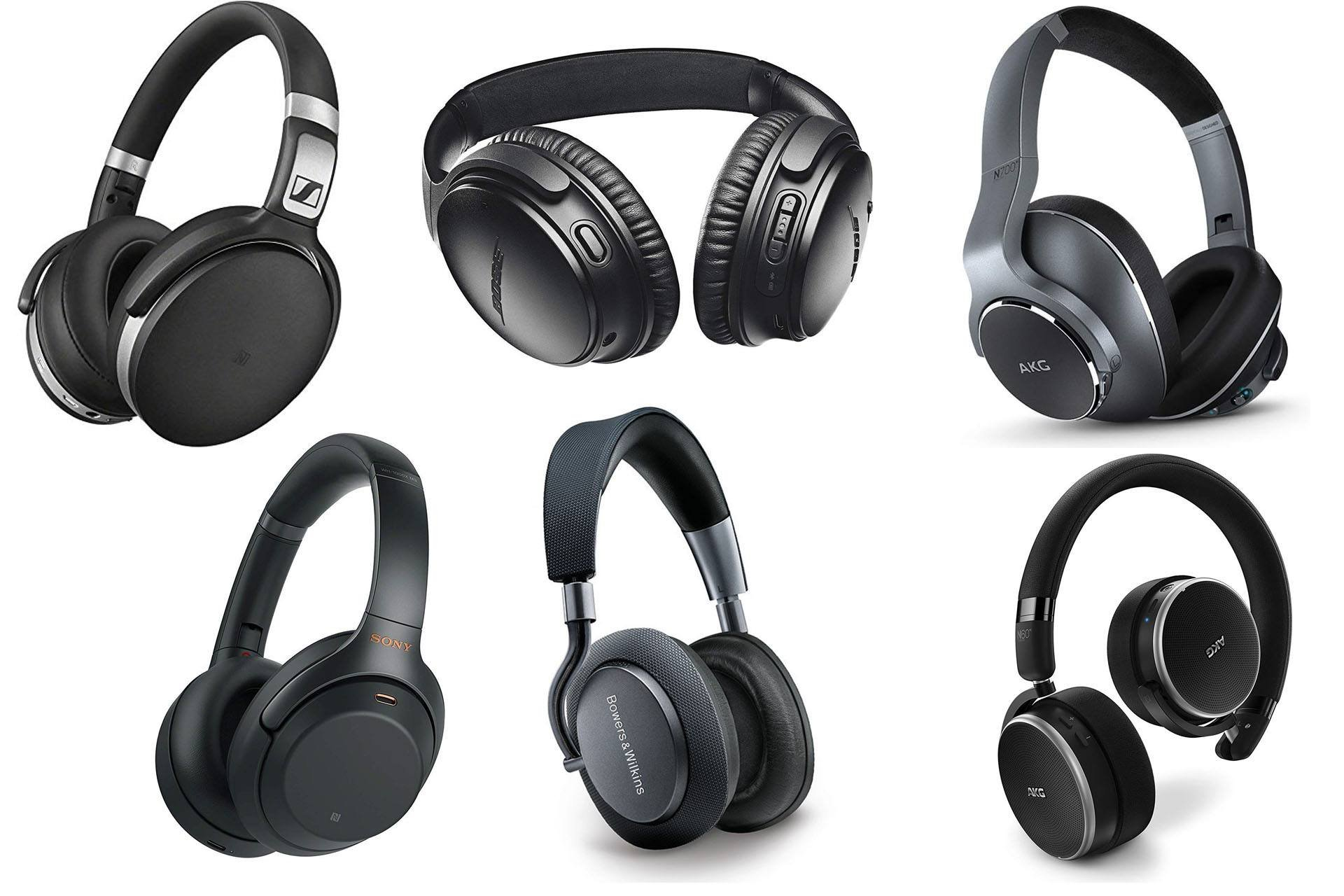 The Best Noise Cancelling Headphones Under $500