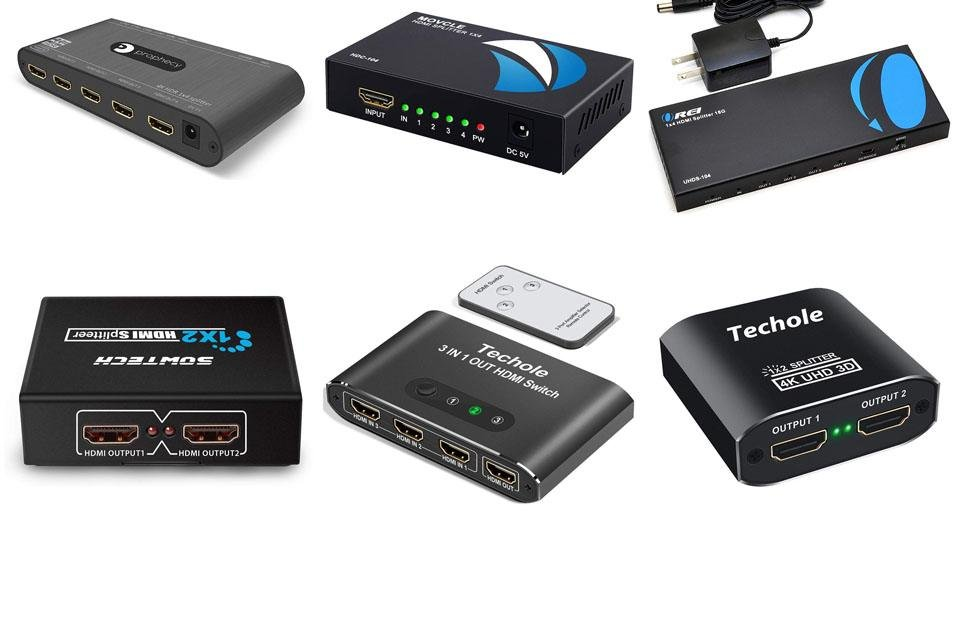 Best 4K HDMI Splitters
