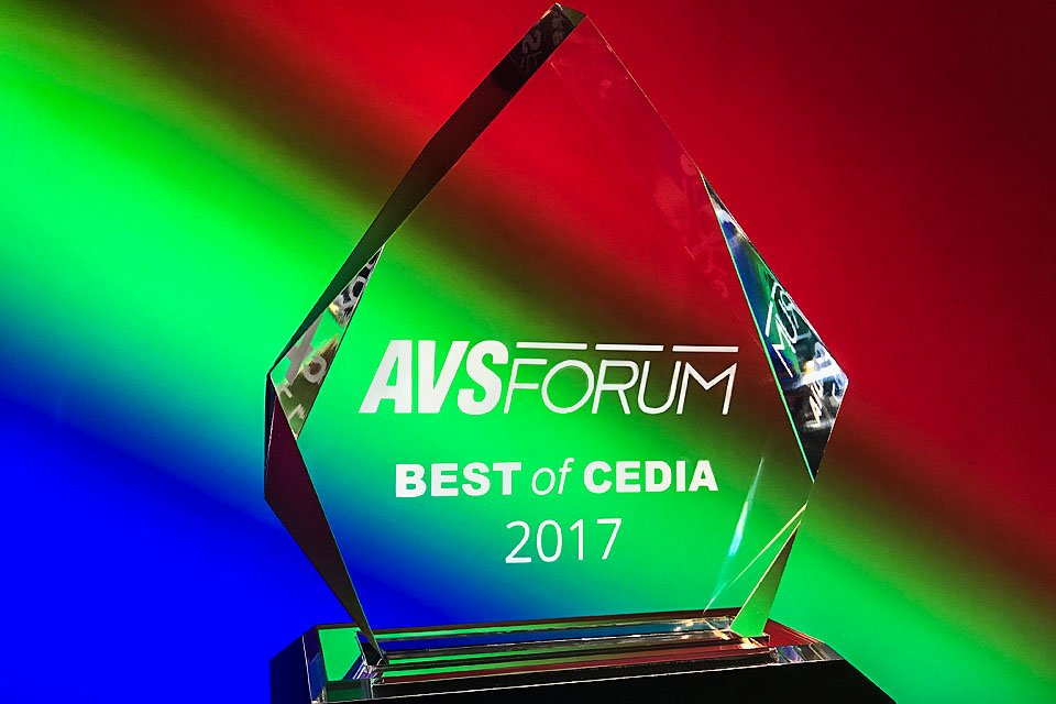 AVS Forum Best of CEDIA 2017