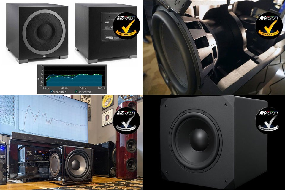Best Subwoofers Of 2017