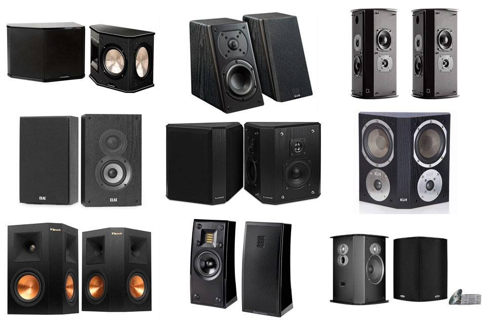Best Surround-Sound Speakers