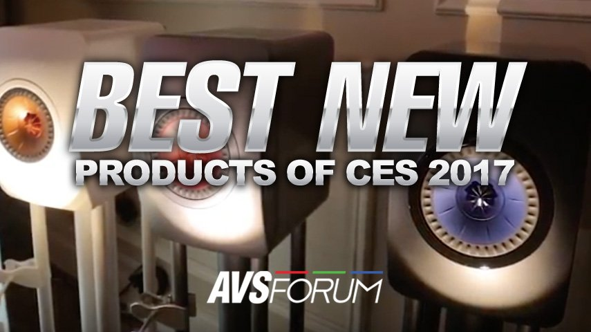 The Best New Audio of CES 2017: Klipsch Forte Mark III,  ELAC Adante, KEF LS50 Wireless + More
