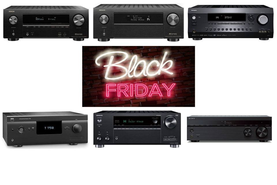 Best Black Friday AVR Deals