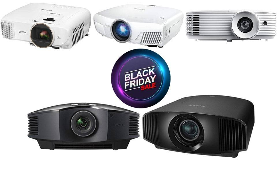 Best Black Friday Projector Deals