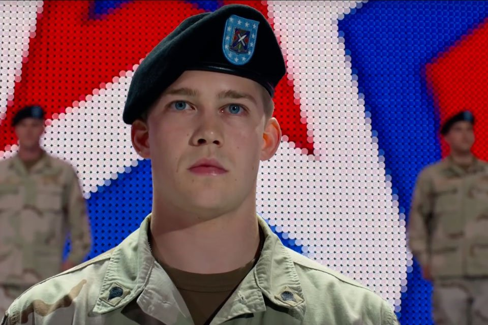 Billy Lynn's Long Halftime Walk in Dolby Vision HDR, 3D, 120 fps, Atmos Sound—Update