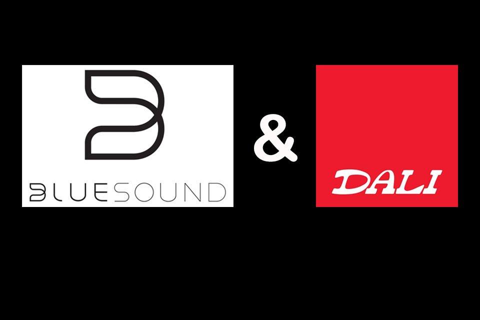 Bluesound & DALI