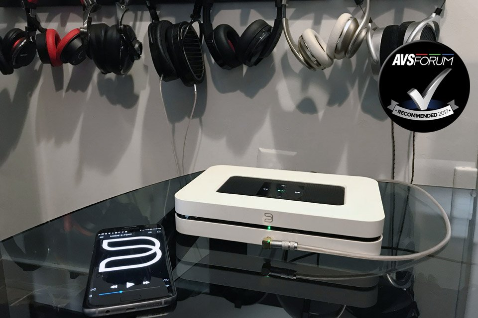 Bluesound Node 2 Networked Streaming Music Player Recommended