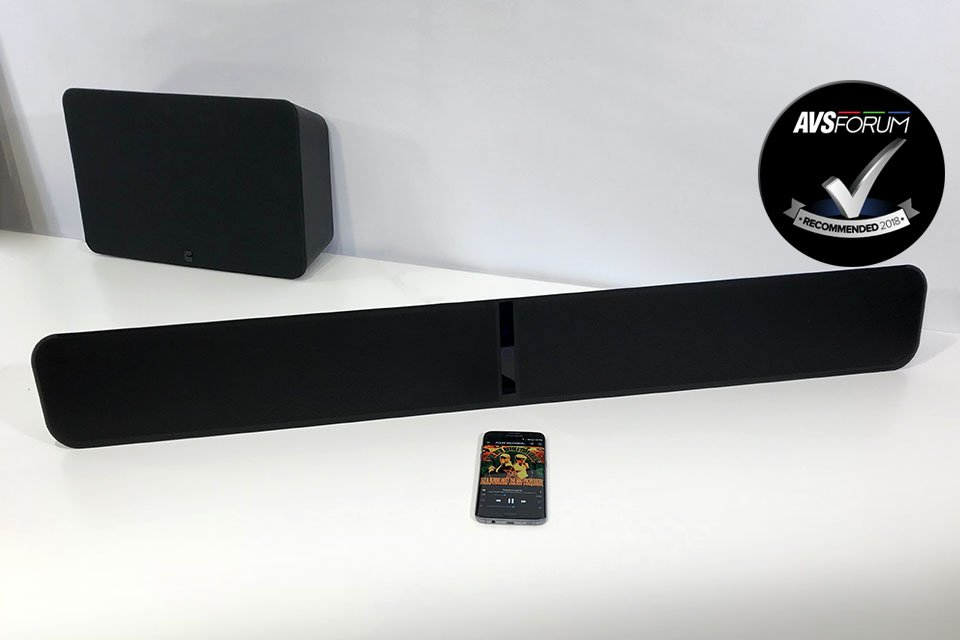 Bluesound Pulse Soundbar and Sub m AVS Forum Recommended 2018