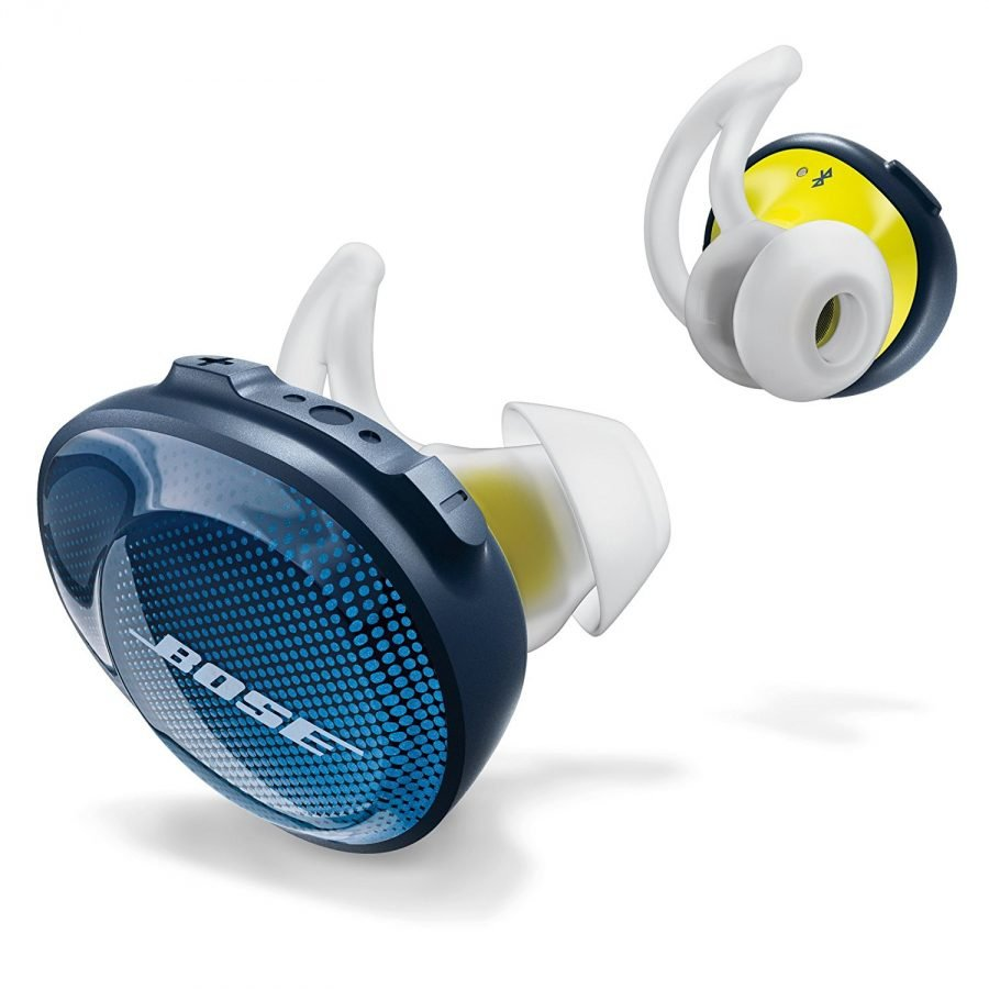 The Bose SoundSport Free earbuds are among the best sports headphones available on Amazon.
