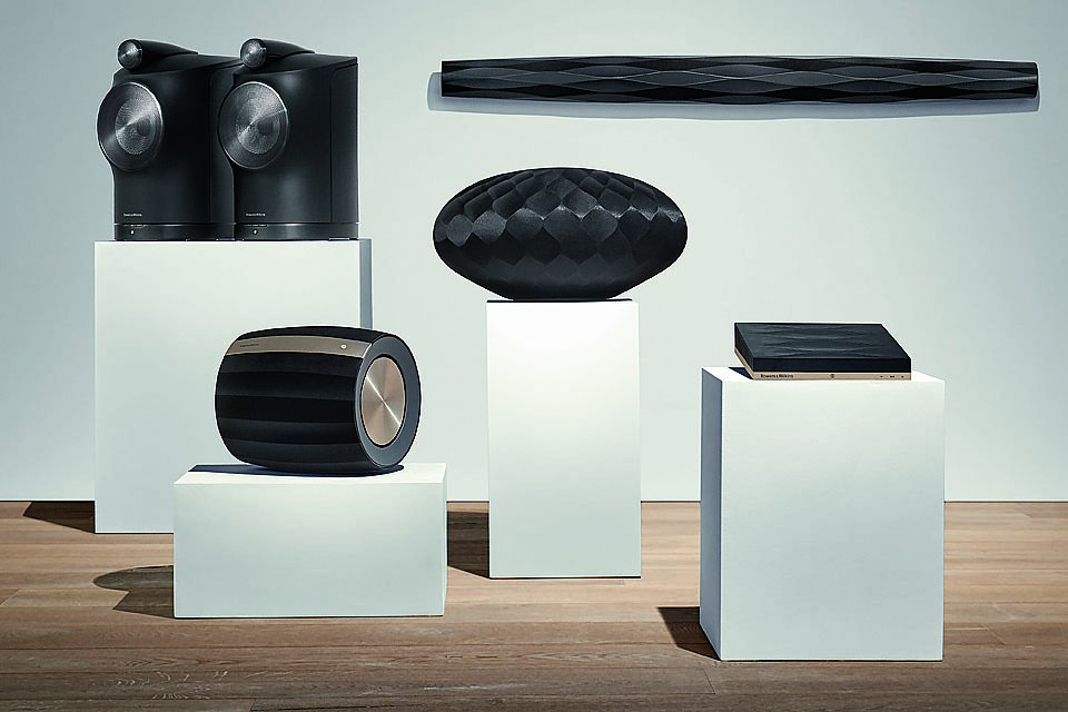 Bowers & Wilkins Introduces Formation Suite Wireless Products