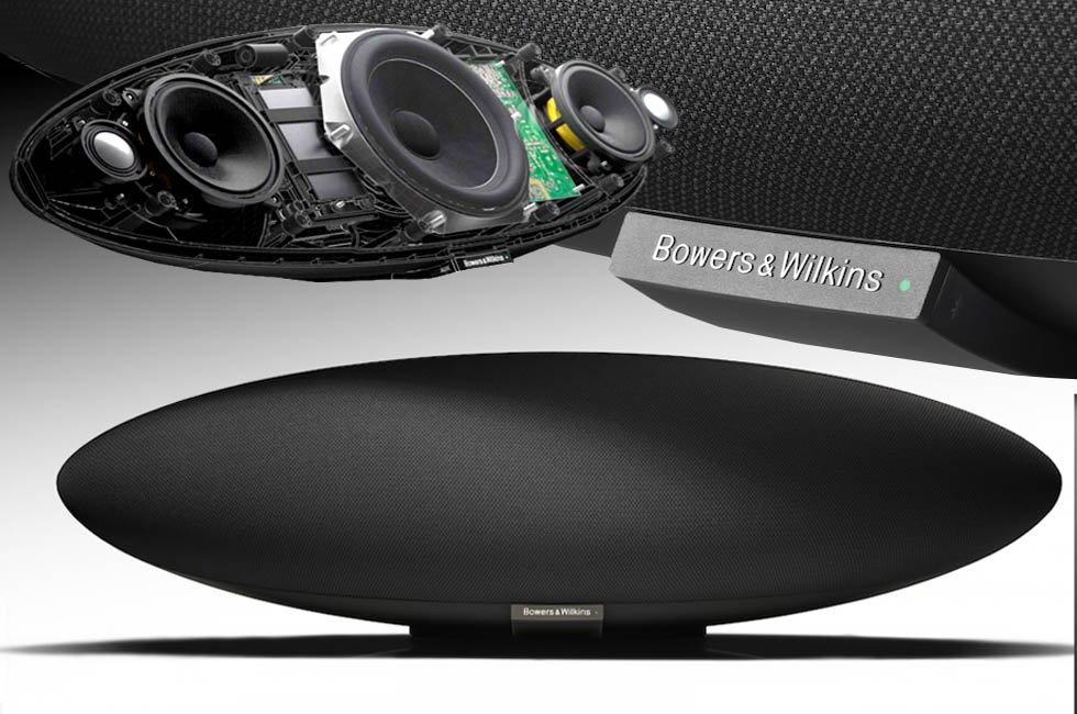 Bowers & Wilkins Announces Zeppelin Wireless Speaker