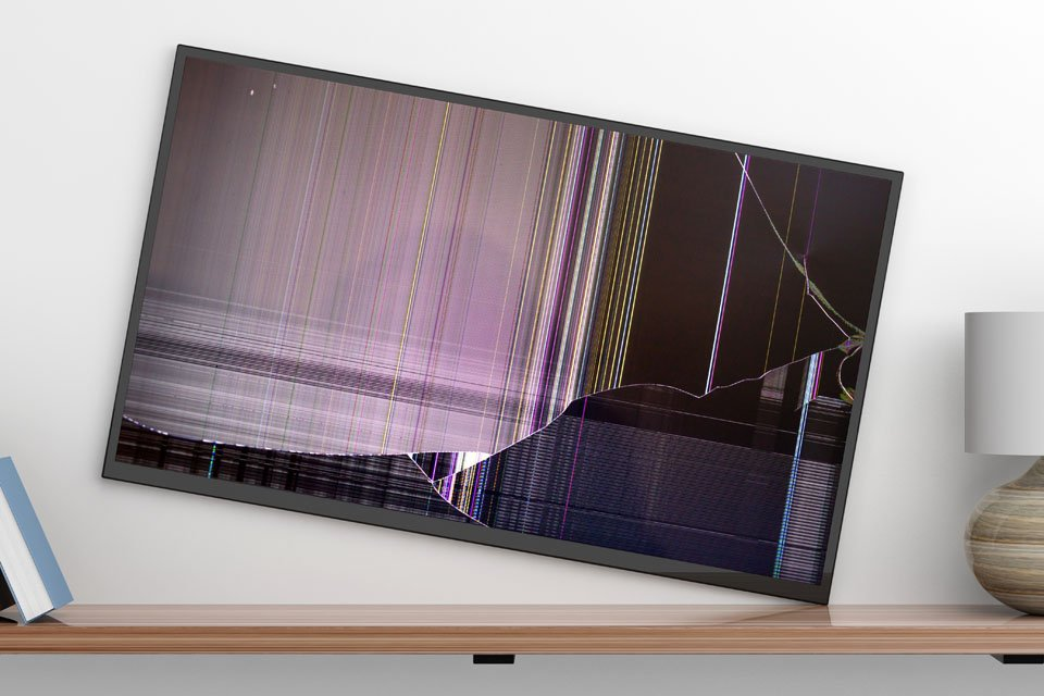 Have You Suffered a Broken TV Screen? Take the Poll