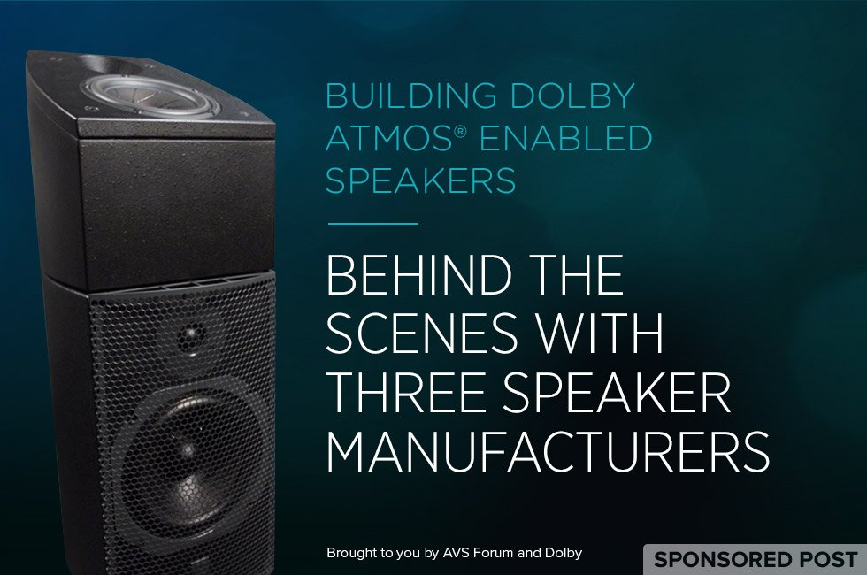 Dolby Atmos® Enabled Speakers - AVSForum com