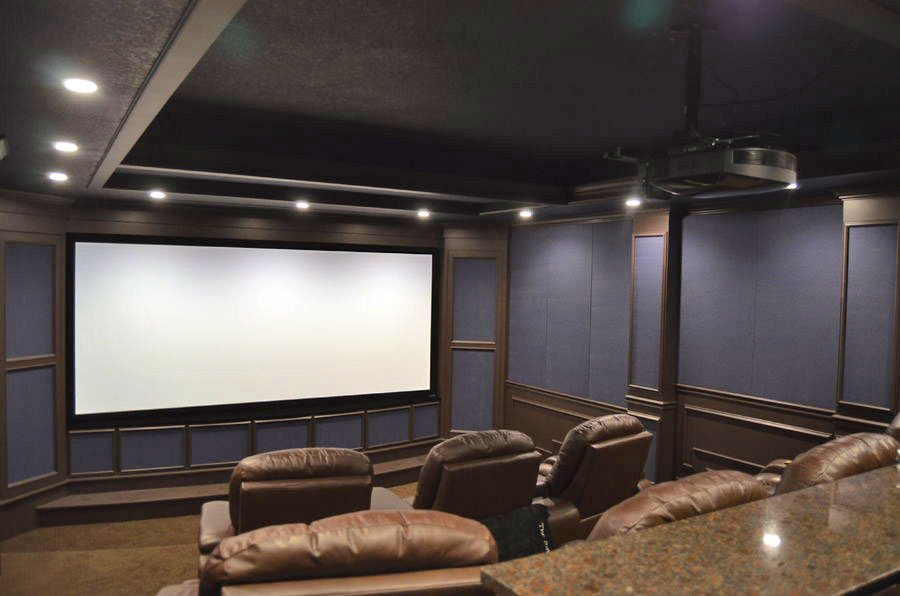 Home Theater of the Month: The Savoy