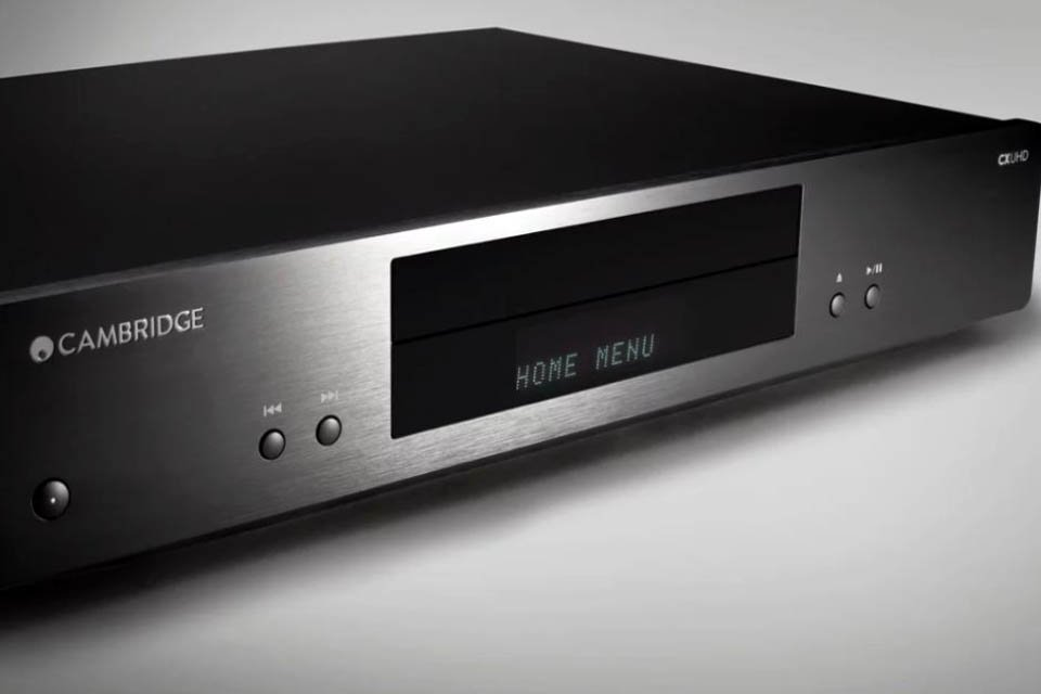 Cambridge Audio CXUHD UHD Blu-ray player