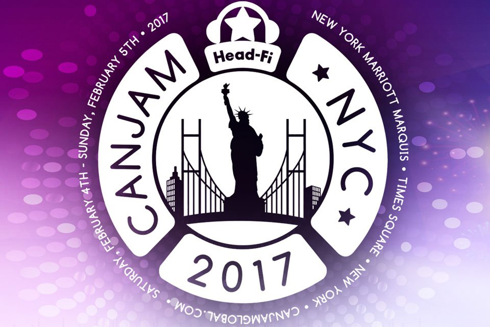 CanJam NYC 2017: Headphones and Portable Audio Expo in Big Apple Feb. 4-5