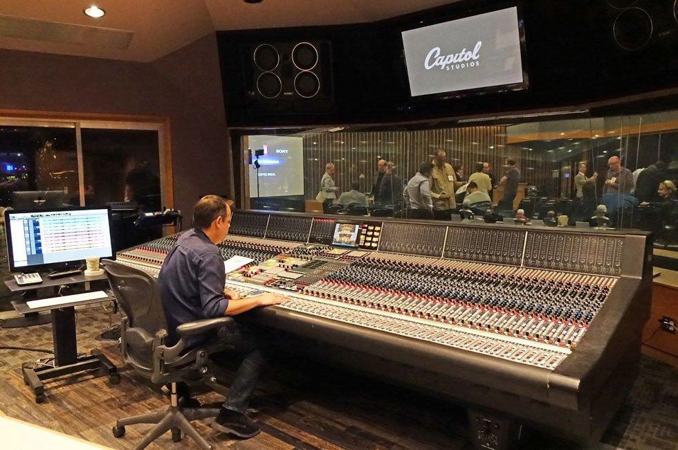 Capitol-Studio-A