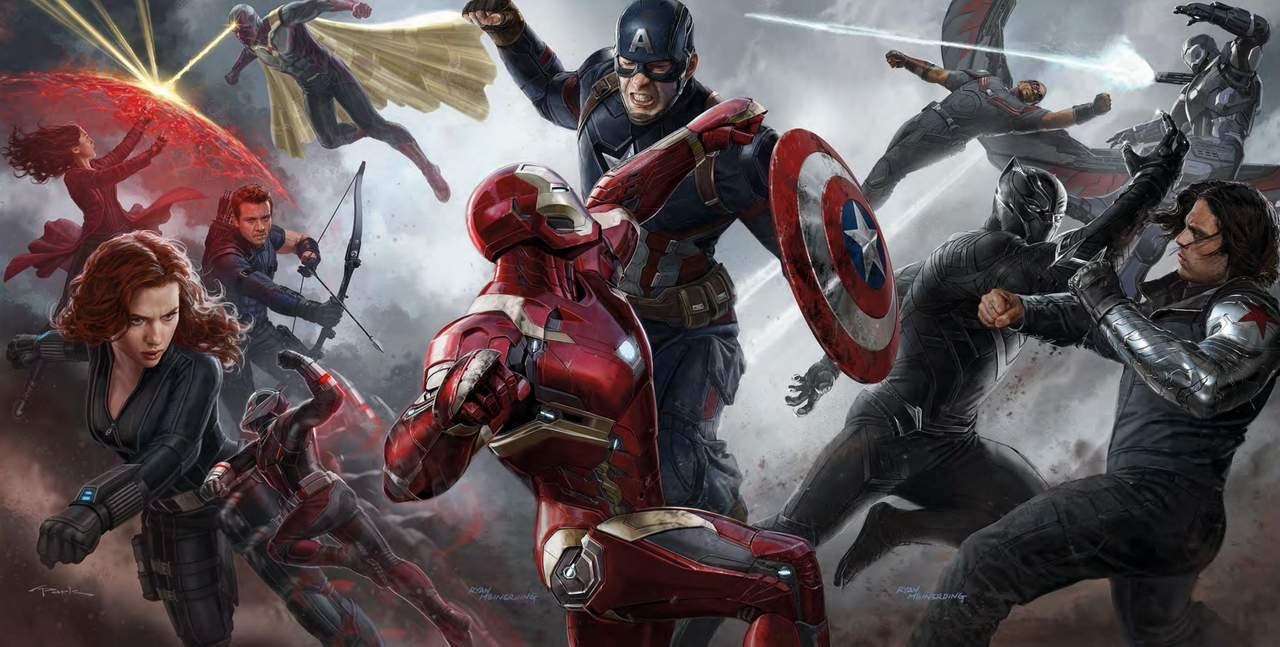 Marvel's Captain America Civil War 3D Blu-ray Review