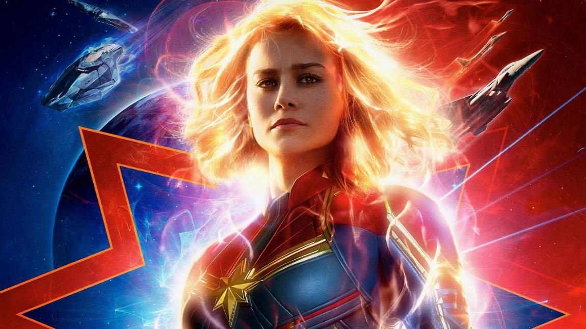 Captain Marvel Ultra HD Blu-ray Review - AVSForum com