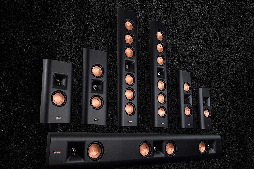 Klipsch Reference Premiere Designer On-Wall Speakers Debut