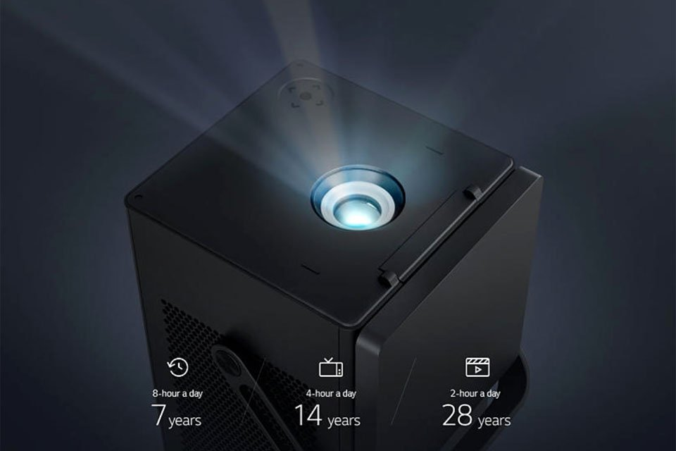 Projector Deal: LG CineBeam HU80KA Laser 4K DLP for $2296