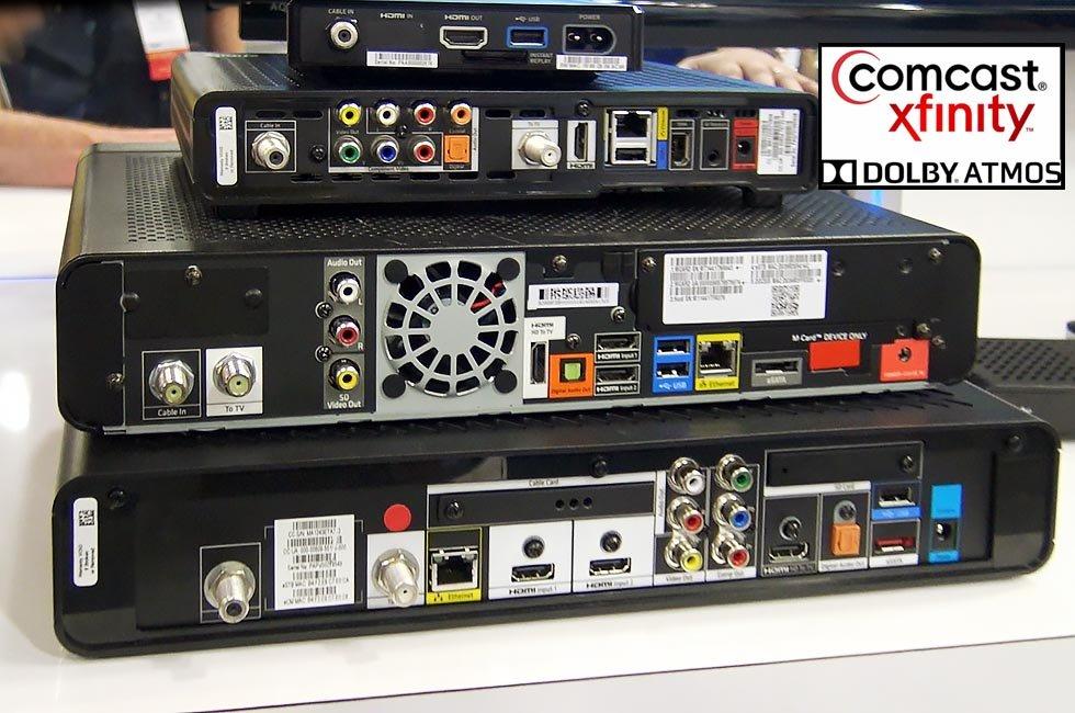 Comcast Xfinity Dolby Atmos Demo at CEDIA 2015