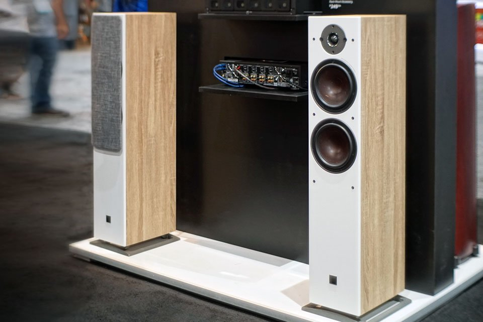 DALI Oberon Speakers at CEDIA 2018