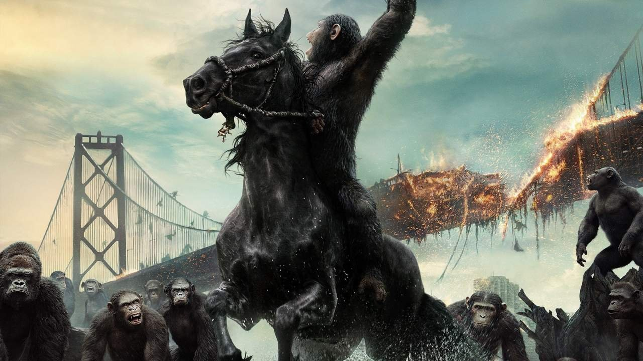 Dawn of the Planet of the Apes Ultra HD Review