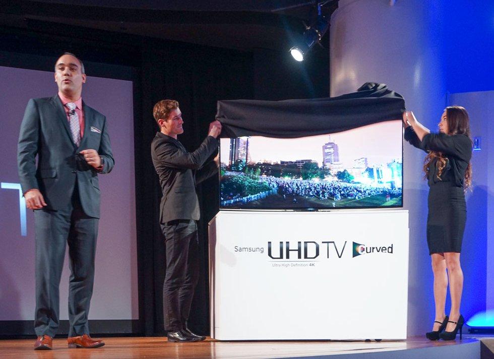 Samsung Announces 2014 TV Lineup