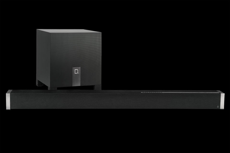 Definitive Technology's New Studio Advance and Studio Slim Soundbars – CEDIA 2018