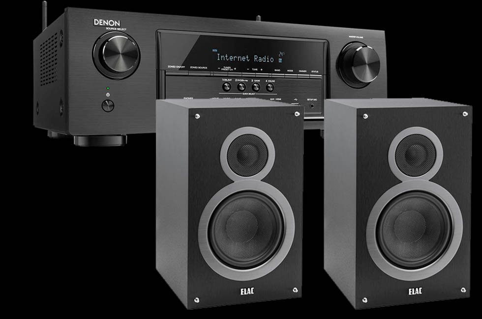 Denon and ELAC Ask the Editors