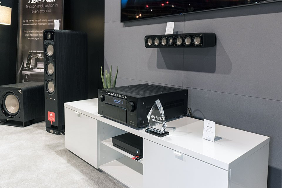 Best of CES 2018: Denon AVR-X8500H 13-Channel AV Receiver