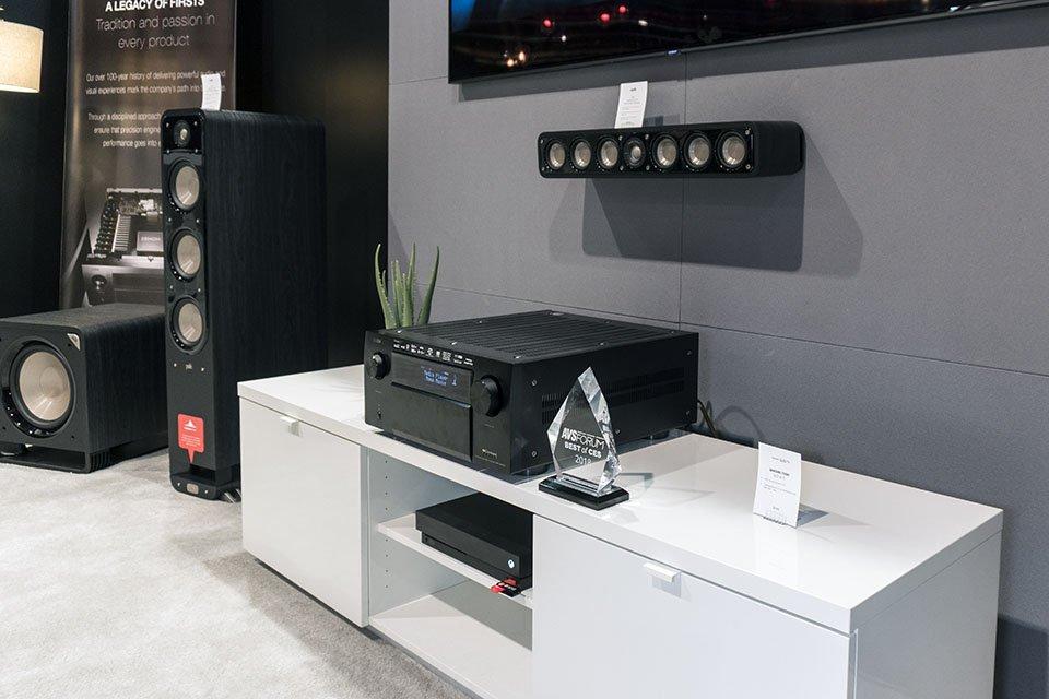 Denon AVR-X8500H 13-Channel AV Receiver AVS Forum Best of CES 2018