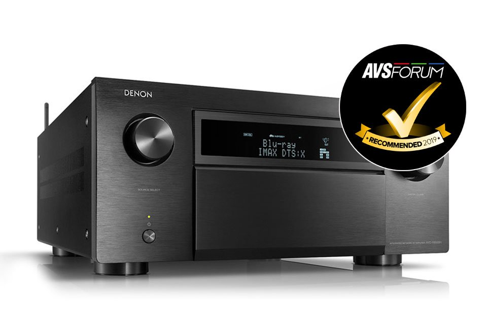 AVR-X8500H: Denon X8055H IMAX Enhanced AVR review