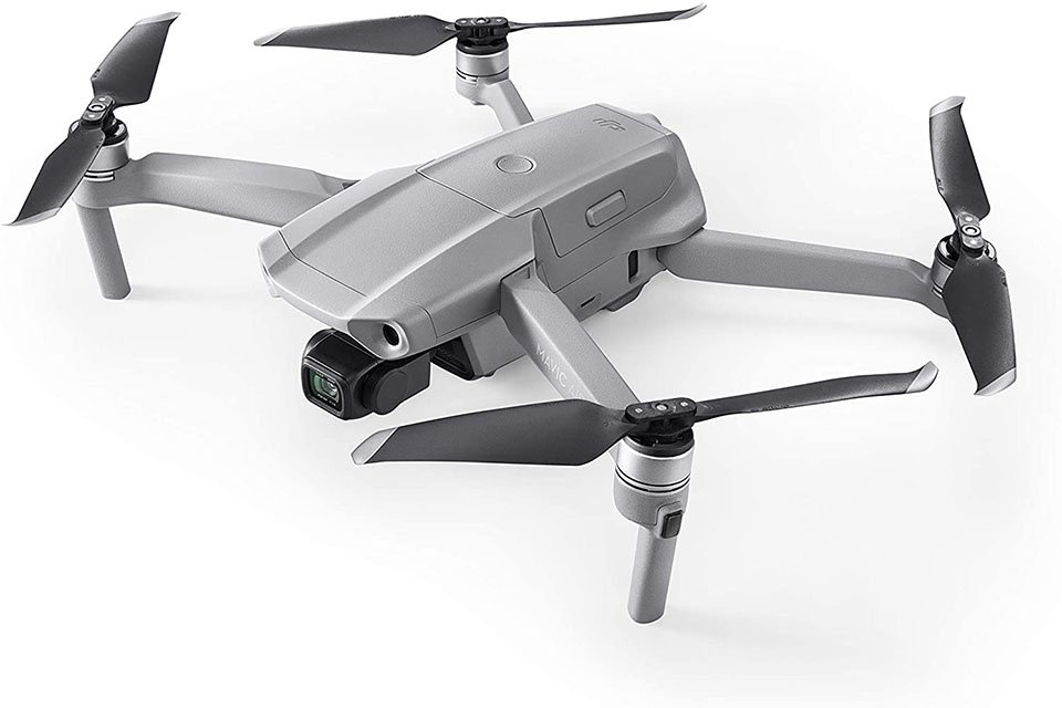DJI Introduces Mavic Air 2 Drone: 4K/60p & 8K Hyperlapse ...