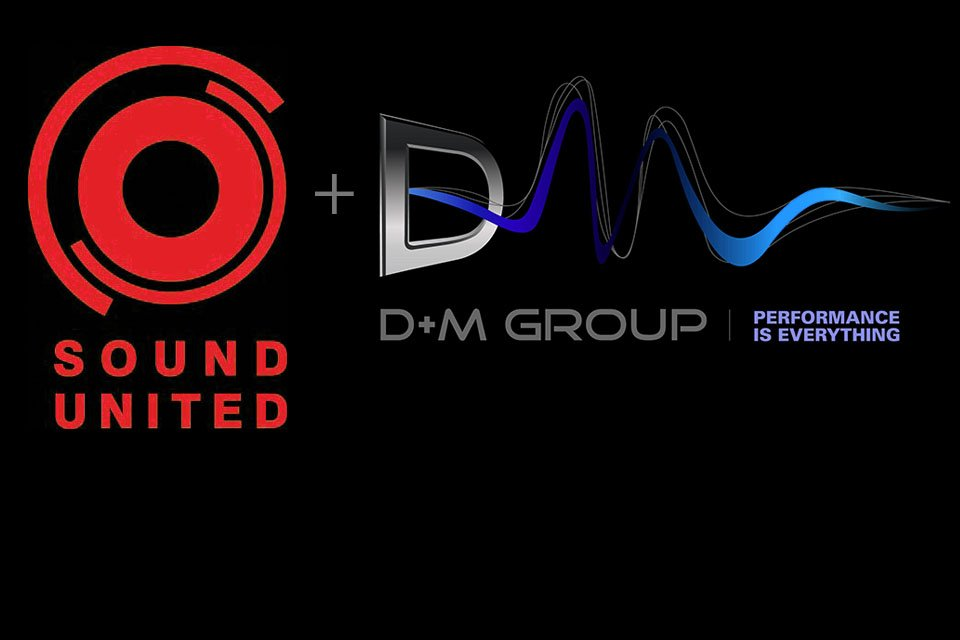 Sound United and D+M Group