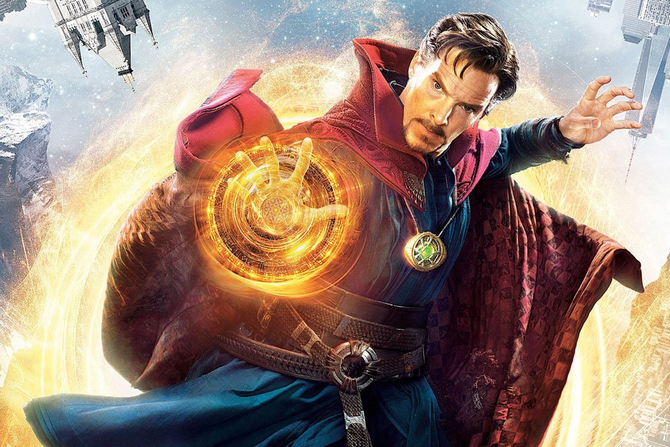Doctor Strange in Dolby Cinema and IMAX Laser 3D