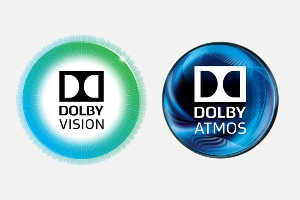 dolby vision and atmos