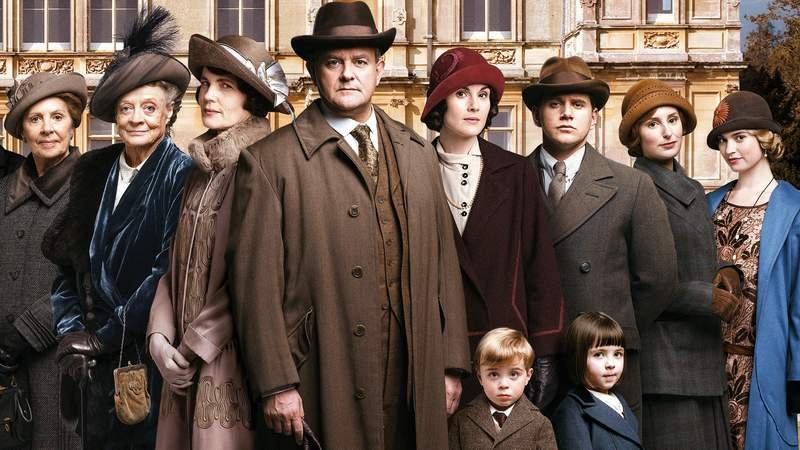 Downton Abbey Season Five Blu-ray Review