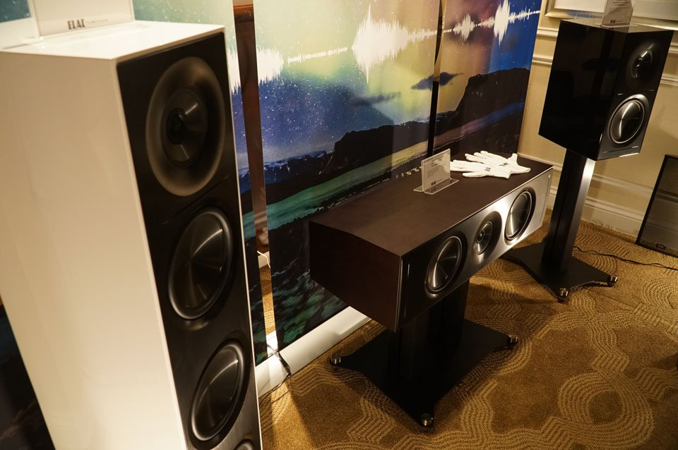 Best of CES: ELAC Adante Speakers by Andrew Jones